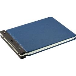 """Wilson Jones® Vinyl Guarded Binders, 11"""" x 17"""", Light Blue"""
