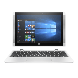 "HP x2 Detachable Laptop, 10.1"" Touchscreen, Intel® Atom™ x5, 2GB Memory, 32GB Solid State Drive, Windows® 10 Home"