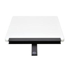 Ergo Desktop Detachable Side Work Surface, Putty