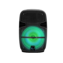 Technical Pro PB850LED 1,000 Watts Rechargeable LED Active Loudspeaker, Black