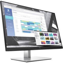 "HP E27q G4 27"" WQHD LED LCD Monitor - 16:9 - Black - 27"" Class - In-plane Switching (IPS) Technology - 2560 x 1440 - 250 Nit - 5 ms GTG (OD) - 60 Hz Refresh Rate - HDMI - VGA - DisplayPort - USB Hub"