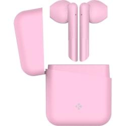 MyKronoz ZeBuds Lite True Wireless Earbuds, Pink