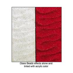 Liquitex Acrylic Texture Gel Mediums, 8 Oz, Glass Beads, Pack Of 2