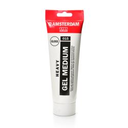 Amsterdam Acrylic Mediums, Heavy Gel, Glossy, 250 mL, Pack Of 2