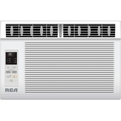 RCA 12000 BTU Window Electronic Air Conditioner & Remote Control ENERGY STAR - Cooler - 3516.85 W Cooling Capacity - 550 Sq. ft. Coverage - Remote Control - Energy Star - White