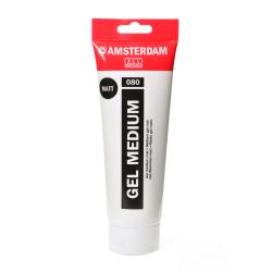 Amsterdam Acrylic Mediums, Gel, Matte, 250 mL, Pack Of 2