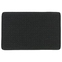 "GetFit Ergonomic Floor Mat, 60""W x 22""D, Granite"