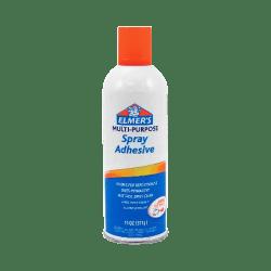 Elmer's® Multipurpose Spray Adhesive, 11 Oz, Clear