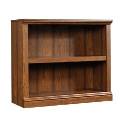 Sauder® Select Bookcase, 2 Shelf, Washington Cherry