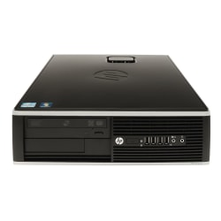 HP Compaq 8200 Elite Refurbished Desktop PC, Intel® Core™ i5, 8GB Memory, 1TB Hard Drive, Windows® 10 Pro