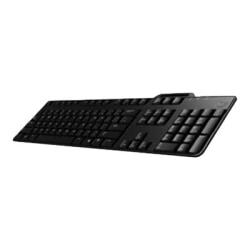 Dell® OptiPlex Smart Card Keyboard, Black, KB-813