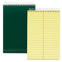 "TOPS® Docket® Steno Book, 6"" x 9"", Gregg Ruled, 144 Sheets, Canary"