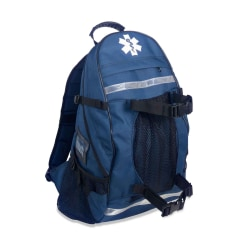 "Ergodyne Arsenal 5243 Backpack Trauma Bag, 17-1/2""H x 7""W x 12""D, Blue"