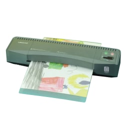 "Learning Resources Classroom 8"" Laminator, EI-8810, Silver"
