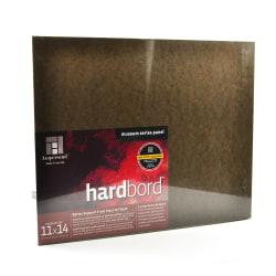 "Ampersand Cradled Hardboard, 11"" x 14"", 3/4"""