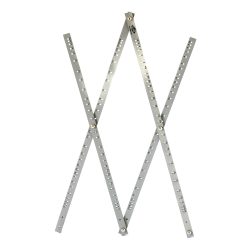 """Alvin Pantograph, With 30 Adjustments, 24"""", Gray"""