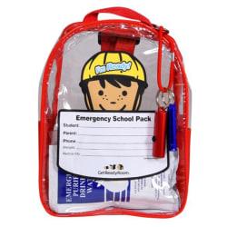 Get Ready Room Emergency Preparedness Pack, Student, SCK101