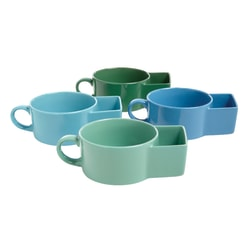 Global 4-Piece Mug Set