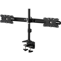 """Amer AMR2C32 Clamp Mount for LCD Monitor - TAA Compliant - 2 Display(s) Supported32"""" Screen Support - 33.07 lb Load Capacity"""