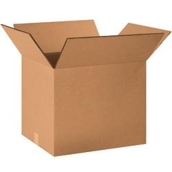 "Office Depot® Brand Double-Wall Heavy-Duty Corrugated Cartons, 20"" x 14"" x 14"", Kraft, Box Of 15"