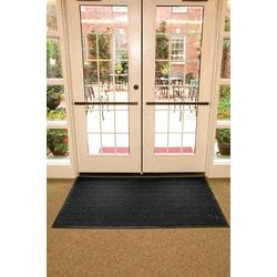 WaterHog Floor Mat, Eco Elite, 4' x 10', Black