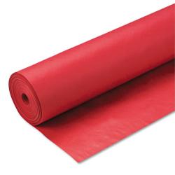 """Pacon® Spectra Art® Kraft Roll, 48"""" x 200', Scarlet Red"""