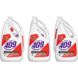 Formula 409 Multi-Surface Cleaner, Refill Bottle - Liquid - 64 fl oz (2 quart) - Fresh Clean Scent - 6 / Carton - White