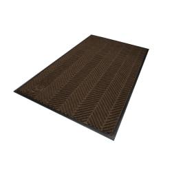 WaterHog Floor Mat, Eco Elite, 3' x 5', Chestnut Brown