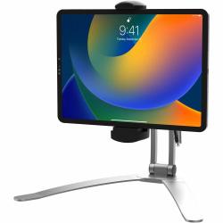 "CTA Digital Multi-Flex Tablet Stand + Mount?Black 360Deg Rotating Holder - 1 Display(s) Supported13"" Screen Support"