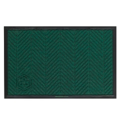 WaterHog Floor Mat, Eco Elite, 4' x 6', Southern Pine