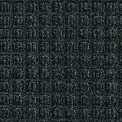WaterHog Floor Mat, Classic, 4' x 6', Charcoal