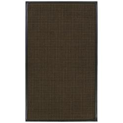 WaterHog Floor Mat, Classic, 3' x 10', Chestnut Brown