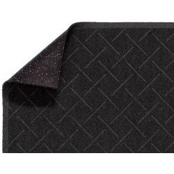 Enviro Plus Floor Mat, 4' x 10', Black Smoke
