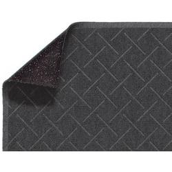 Enviro Plus Floor Mat, 3' x 5', Gray Ash