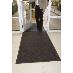 Enviro Plus Floor Mat, 3' x 5', Chestnut Brown