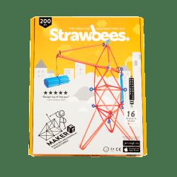 Strawbees 200-Piece Maker Kit