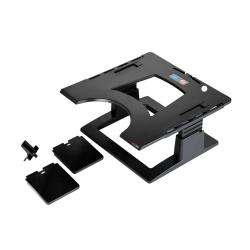 3M™ Ergonomic Notebook Computer Stand, Black