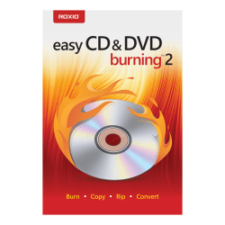 Corel® Easy CD & DVD Burning 2, Disc