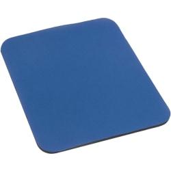 """Belkin Standard Mouse Pad, 7 15/16""""H x 9 13/16""""W x 3/16""""D, Blue"""