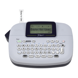 Brother® P-touch® Electronic Label Maker, PTM95