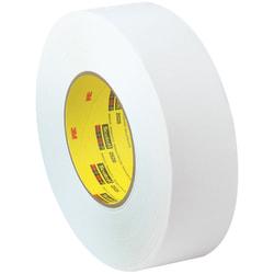 "3M™ 2526 Flatback Tape, 3"" Core, 1"" x 60 Yd., White, Case Of 6"