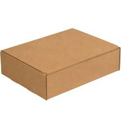 "Office Depot® Brand Literature Mailers, 12"" x 8"" x 3"", Kraft, Pack Of 50"