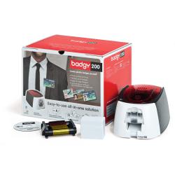 Evolis Badgy 200 Color Thermal Printer