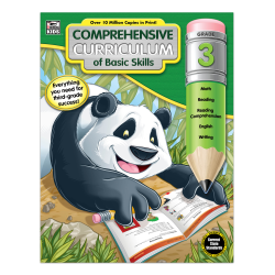 Thinking Kids® Comprehensive Curriculum Of Basic Skills, Grade 3