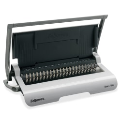 Fellowes® Star Comb Binding Machine