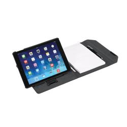 MobilePro® Series Deluxe Folio Case For Apple® iPad® mini™ 1/2/3, Black/Gray