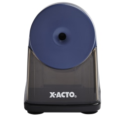 X-ACTO® Powerhouse® Electric Pencil Sharpener, Blue