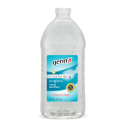 GERM-X Original Hand Sanitizer, 67.6 Oz, FDA Registered and Listed