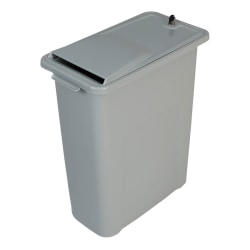 "Ativa V 24"" Waste Collection Container"