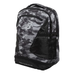 """New Balance Champ Backpack With 17"""" Laptop Pocket, Camo"""